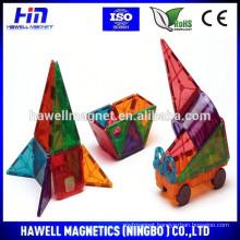 60 piece set Magnet Building Tiles