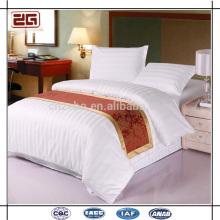 All Size Available Alta Qualidade Elegante 100% Algodão Atacado Hotel Motel Bedding
