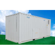 Containerized System Screw Air Compressor with Air Dryer (KCCASS-30*2)