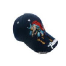 Children Cap with 3D Logo Ks29