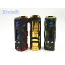 Marvec Priest 21700 DNA75 TC استقرت vape الخشب