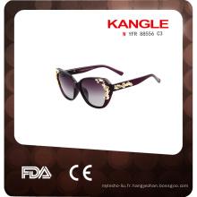 2014 promotionnel et coloré usine de lunettes de soleil