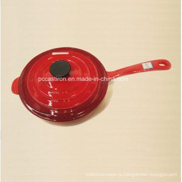 3qt эмалированная чугунная посуда Производитель из Китая