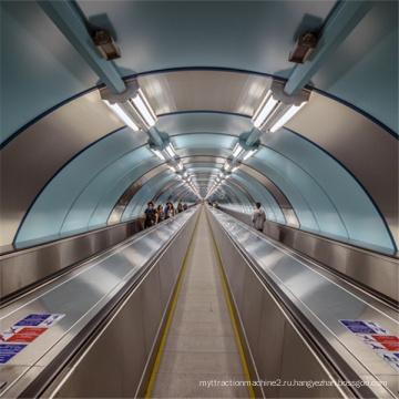 Автоматический Запуск Коммерческих Крытый Открытый Пассажирский Жилого Движущийся Тротуар