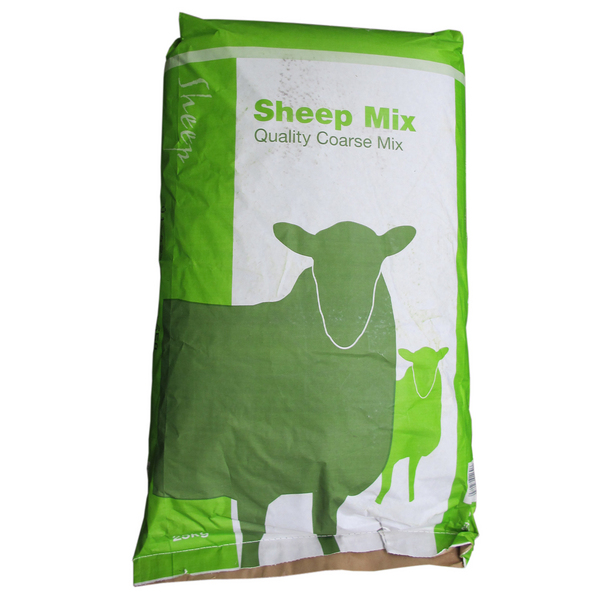 Sheep Feeds Packaging Bag