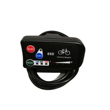 36V 48V LED880 Светодиодный дисплей для электрического велосипеда