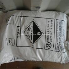 Flocons de soude caustique 99% pour l'industrie textile