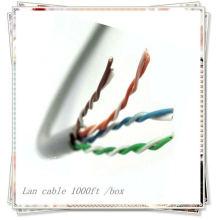 BRAND NEW PREMIUM Высокоскоростной LAN-кабель cat5e 1000 футов в коробке