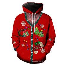 High Quality Long Sleeves Hooded Sweatshirt Pullover Sports Hoodie