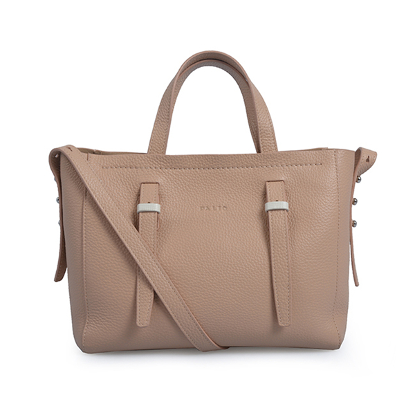 leather Women Tote Bag Carry Bag Large Capacity Ladies Handbag