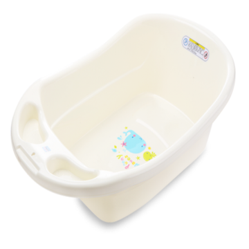 Baby Plastic Bath Tub Cleaning Ukuran Kecil