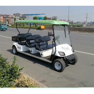 Hot sale 6 + 2 golf cart