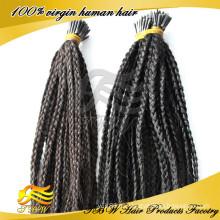 Вирин необработанные волосы 100% дешевые человеческих волос я Наклоняю Африке оплетка волосы