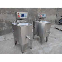 Electric Heating Stainless Steel Milk Pasteurizer Tank
