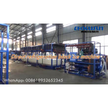 Focusun advanced 5 tons direct refrigeration block ice machine with popular