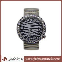 Reloj de pulsera inteligente e impermeable para señora