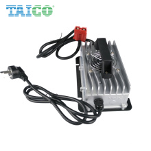 constant current 4.2v 8.4v 12.6v 12v li-ion battery charger with green light