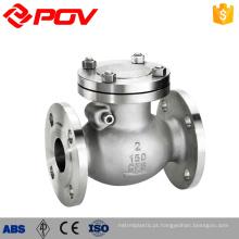 China fez baixo preço da linha de água ductile ferro válvula de retenção DN80