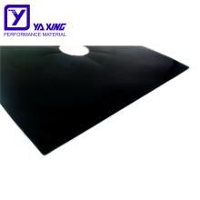 Portable 27x27cm Easily Cleaned Heat Resistant Anti Slip Stove Top Protector Waterproof Stove Top Protectors