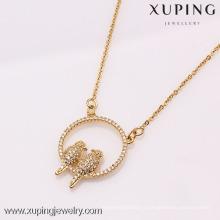 41861-Xuping Fashion haute qualité et nouveau design collier