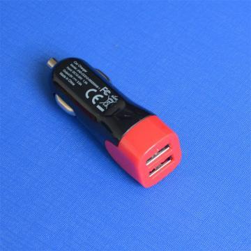 5V / 2A Doppel-USB-Auto-Aufladeeinheit