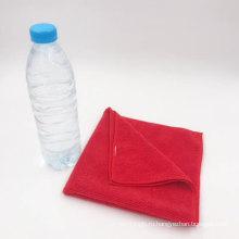 Микрофибры Ватки коралла полотенце для рынка Кореи микрофибры полотенце