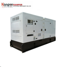 Brand Engine 220kVA Water Cooled Open Silent Type Diesel Generator OEM Factory