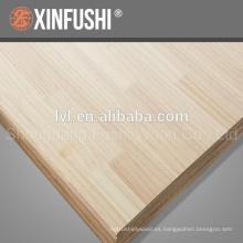 Chile pino dedo conjunto panel para Corea mercado