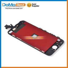 Grade AAA suffisamment stock vitre avant tactile écran LCD pour iphone 5 complet lcd