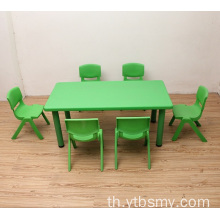 Colorful design kid furniture,children preschool furniture/kindergarten table