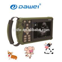 ecografos veterinarios laptop y ultrasonido de mano