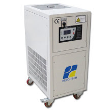 Chiller 1HP 4kw Portable Air Cooled Industrial Water Chiller