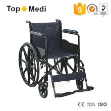 Mag Wheel klappbarer Foshan Stahlrollstuhl