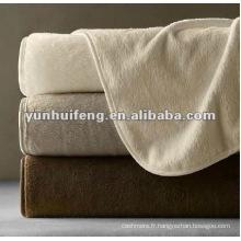 couverture en cachemire / laine