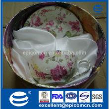 fine porcelain 200cc cup and saucer promotion sale
