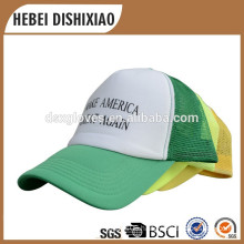 High Quality Customize Printed Cap Summer Mesh Hats Unisex