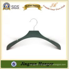 Display Metal hook Black Custom Garment Hangers