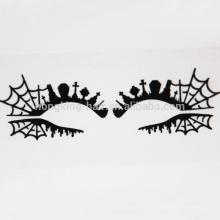 Spider web Eyes decoration sticker eye shadow make up crytal sticker tattoo sticker