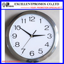 Круглый пластиковый настенный часы диаметром 29 см (EP-Item11)