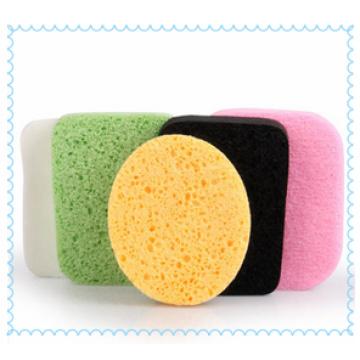 Pó de esponja de maquiagem / ferramentas de limpeza facial