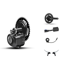Ebike middle motor brushless kits 48v 500w electric bike conversion kit mid motor
