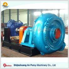 Pompe centrifugée à granulométrie granulométrique lourd à grande capacité