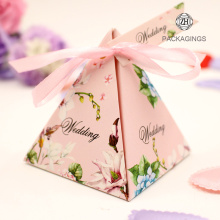 Pernikahan Kertas Pernikahan Hadiah Mini Box Candy Packaging
