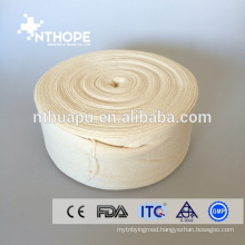 100% cotton surgical medical tubular bandage