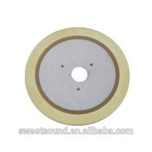 piezo electric ceramic 31mm 2.0khz pzt elements factory