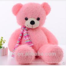 Maßgeschneiderte Plüschtiere benutzerdefinierte gefüllte Tiere große Augen Teddybär