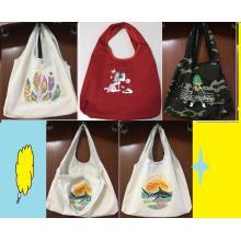 сумка-тоут холст модные сумки