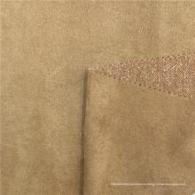 Tejidos textiles para el hogar de franela T / C cepillados simples lisos
