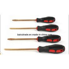 Destornilladores de latón destornilladores de aleación de cobre no chispas