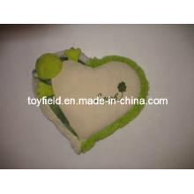 Hot Sale Almofada Plush Stuffed Frog Plush Cushion